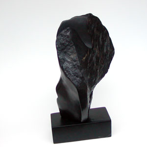 """Abstract"", virgiinia Soapstone - back view"